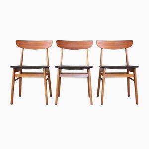 Chaise de Salon Mid-Century en Teck de Farstrup Møbler, Danemark, 1960s