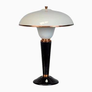 Art Deco Schreibtischlampe von Eileen Gray für Jumo, 1930er