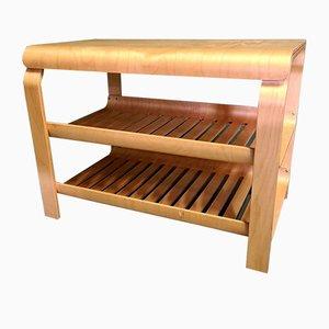 Vintage Side Table by Alvar Aalto, 1970s