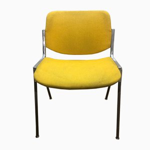Side Chair by Giancarlo Piretti for Castelli / Anonima Castelli, 1970s