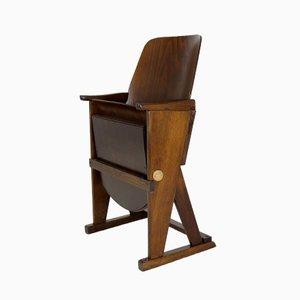 Chaise de Cinéma Vintage de TON, 1960s