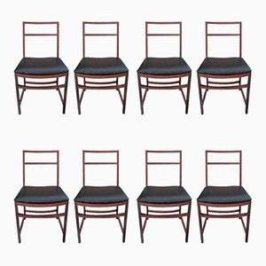 Dining Chairs by Renato Venturi for MIM, 1950s, Set of 8