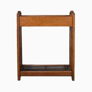 Mueble de recibidor estilo Liberty inglés antiguo, años 20