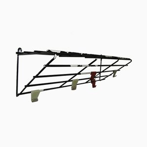 Mid-Century Coat Rack in the Style of Pilastro, 1960s