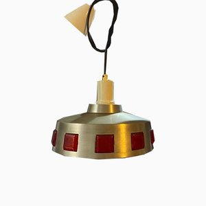 Space Age Deckenlampe, 1970er