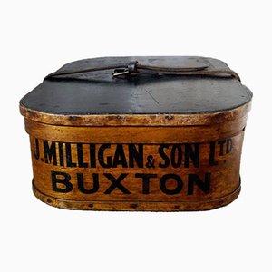 Travers Box aus Bugholz von Clements, Newling & Co.