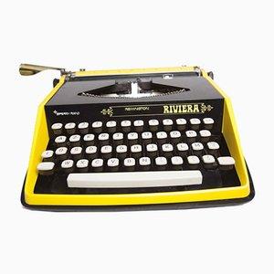 Máquina de escribir Riviera de Remington, años 70