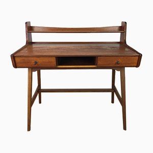 Schreibtisch von Jacques Hauville, 1960er