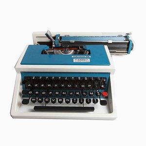 Máquina de escribir 315 de Underwood, años 70