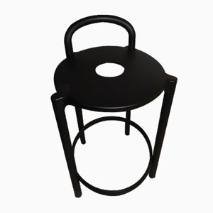 Vintage Italian Polo Stool by Anna Castelli Ferrieri for Kartell, 1980s