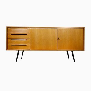 Teak Sideboard by Georg Satink for WK Möbel, 1960s