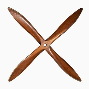 English 4-Blade Propeller by Vickers Vernon for Vickers Vernon, 1920s