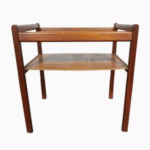 Table d'Appoint 5372 en Teck par Børge Mogensen pour Fredericia