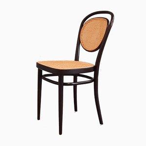Sedia da pranzo nr. 215 R marrone di Michael Thonet per Thonet, anni '80
