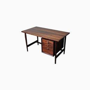 Palisander Schreibtisch von Arne Vodder für Sibast, 1960er
