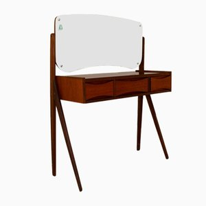 Danish Teak Dressing Table by Arne Vodder, 1960s