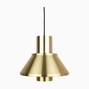 Danish Life Pendant Lamp by Johannes Hammerborg for Fog & Mørup, 1970s