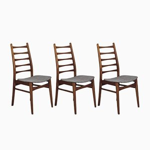 Mid-Century Side Chairs in the Style of Mignon, 1960s, Set of 3