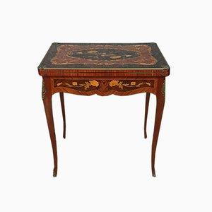 Mesa de juegos Louis XV