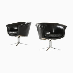 Easy Chairs by Lennart Bender, Set of 2