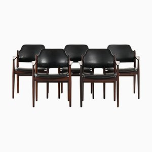 Modell 62a Armlehnstuhl von Arne Vodder für Sibast