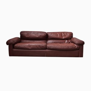 Petronio Sofa & Pouf by Tito Agnoli for Poltrona Frau, Set of 2