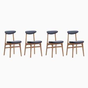 Typ 19190 Stühle von RT Hałas, 4er Set