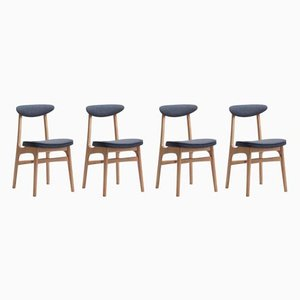Type 200190 Chairs by R. T. Hałas, Set of 4