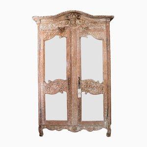 Armoire de Mariage avec Miroir & Portes