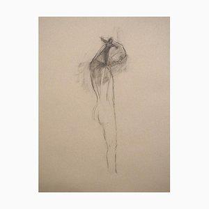 Andrea Fogli - The Mascot - Bleistift auf Papier - 2005