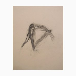 Andrea Fogli - The Eternal Dance - Crayon Sur Papier - 2004