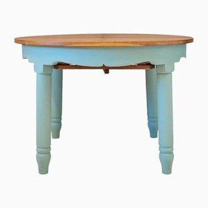 Schwedischer Tisch aus Eschenholz, 1950er