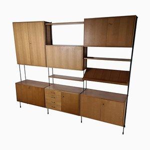 Libreria modulare Omnia Mid-Century di Ernst Dieter Hilker