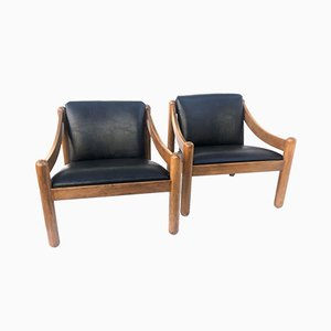 Carimate Chairs by Vico Magistretti for Cassina, 1962, Set of 2