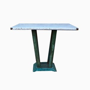 Table de Jardin Industrielle, 1950s