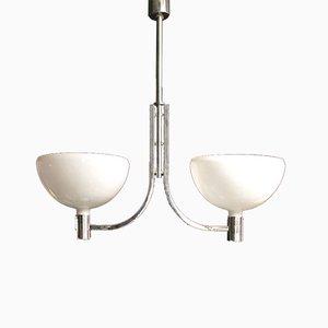 Italienische AM / AS Deckenlampe von Franco Albini & Franca Helg für Sirrah, 1969