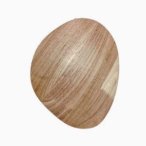 Aplique escandinavo de madera, años 90