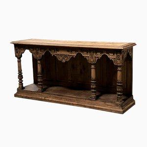 Consola francesa del siglo XIX