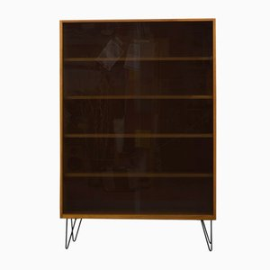 Large Walnut Cabinet, 1960s
