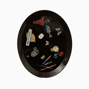 Large Tray from Atelier Fornasetti, 1950s