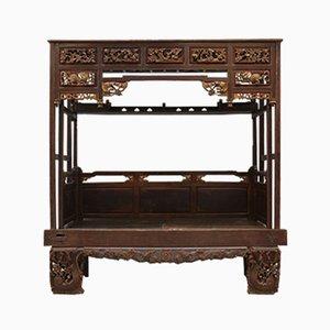 Antikes chinesisches Tagesbett