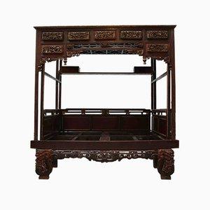 Sofá cama chino antiguo