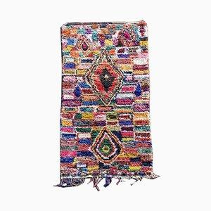 Vintage Boucherouite Carpet, 1990s