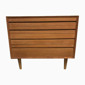 Danish Oak Chest of Drawers by Poul Cadovius for Cado, 1960s