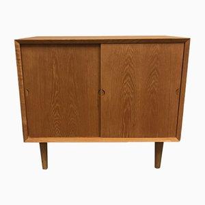 Dänisches Eichenholz Sideboard von Poul Cadovius für Cado, 1960er