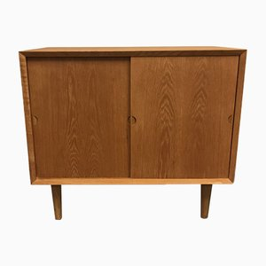 Danish Oak Sideboard by Poul Cadovius for Cado, 1960s