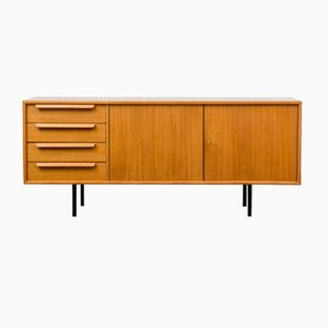 Restored Teak Sideboard from WK Möbel, 1960s