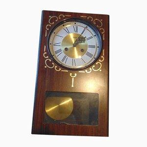 Mid-Century Predom-metron Wall Clock, 1960s