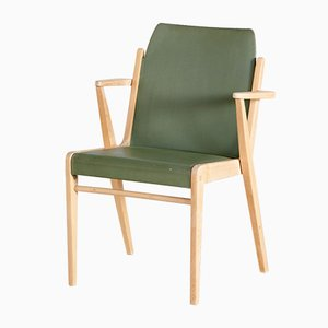 Austro Armchair by Franz Schuster for Wiesner-Hager, 1950s
