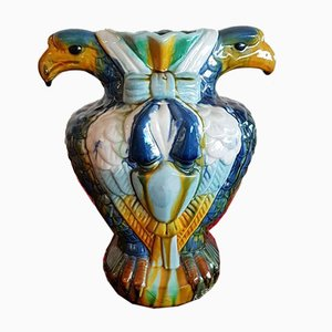 Art Deco Eagle Vase, 1920er